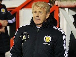 Strachan pleased with Scotland display