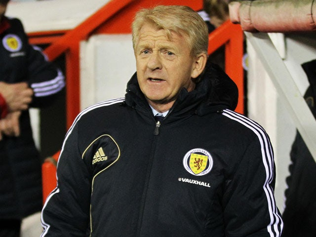 Strachan hails 'incredible experience'