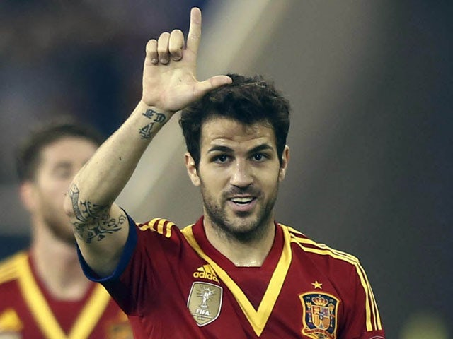 Arsenal 'won't fight for Fabregas return'