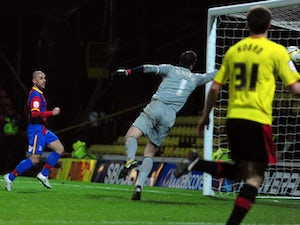 Live Commentary: Watford 2-2 Crystal Palace - as it happened