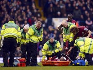 Pardew unsure on Gouffran injury
