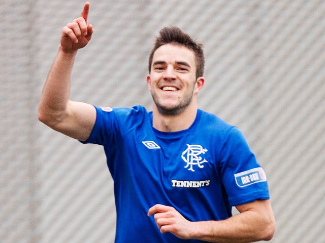 Result: Rangers cruise to win over Clyde