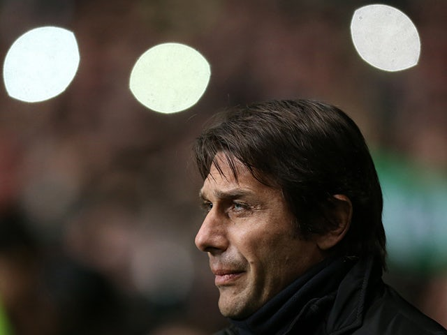 Conte sees room for improvement
