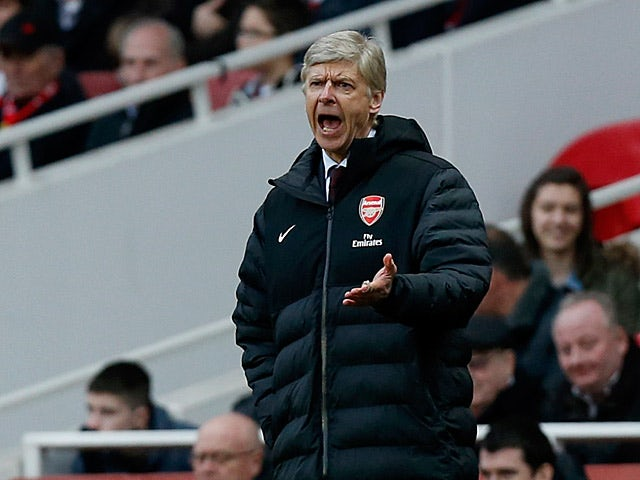 Wenger keen to add to squad