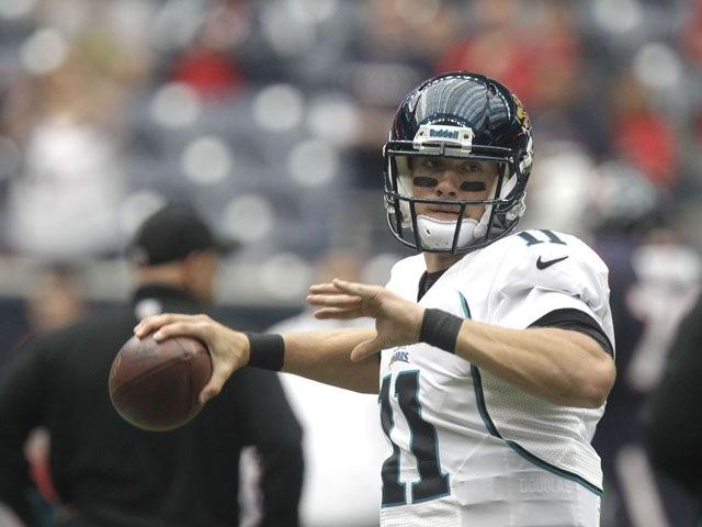 Gabbert: 'Best quarterback will be starter'
