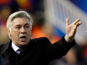 Ancelotti pleased with PSG win