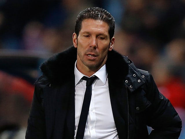 Simeone: 'Second goal my fault'