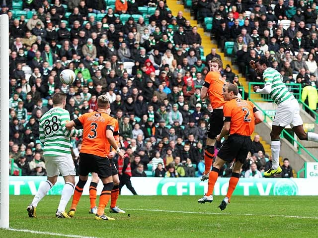 Ambrose eyes Celtic improvement in Europe
