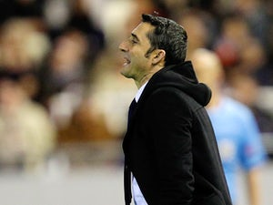 Athletic appoint Valverde