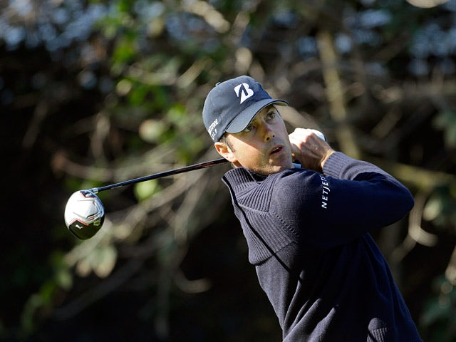 Kuchar closing in on first Major