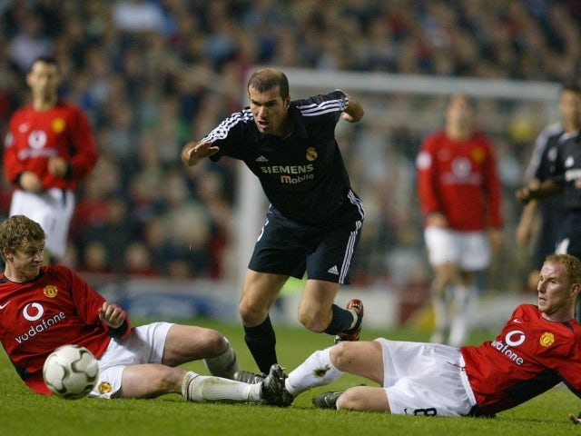 Real Madrid vs. Man United: Five memorable matches