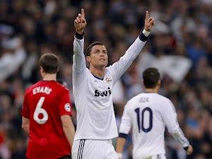 Ronaldo: 'United match was emotional'