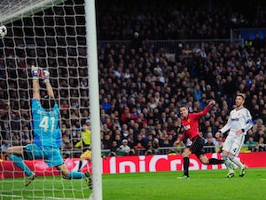 Live Commentary: Madrid 1-1 United - as it happened