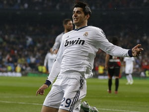 Morata accepts early substitution