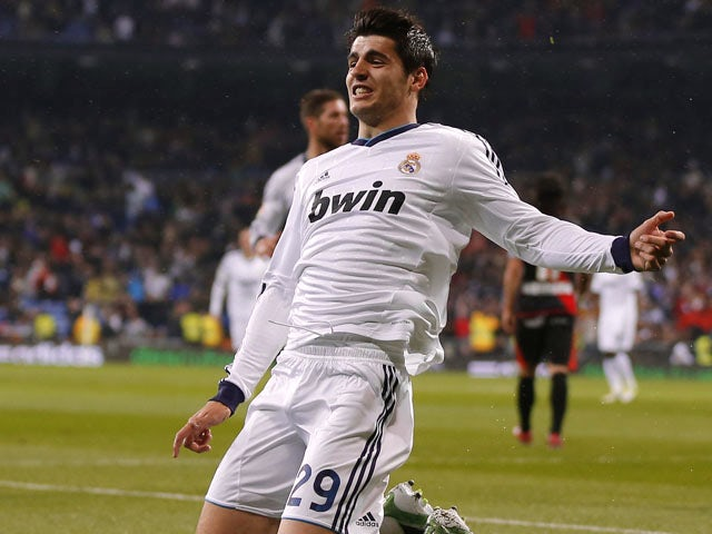 Result: Madrid see off Vallecano