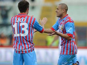 Team News: Almiron back for Catania