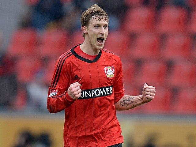 Kiessling signs Leverkusen extension