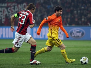 Messi: 'It was hard to forget about Milan defeat'