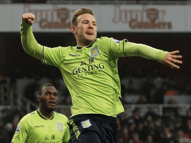 Result: Villa draw second game in a row