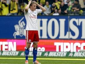 Rudnevs: 'Hamburg must work hard for success'