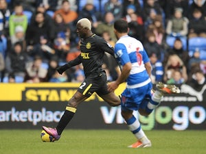 Kone delighted with Wigan form