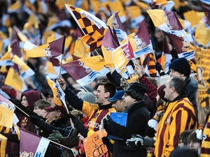 Bradford tribute 'ruined by penalty'