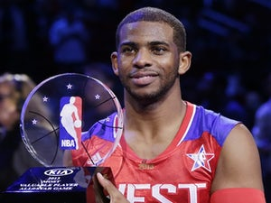 Result: Paul stars in All-Star win for West