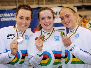 Result: Great Britain scoop gold at Track World Championships