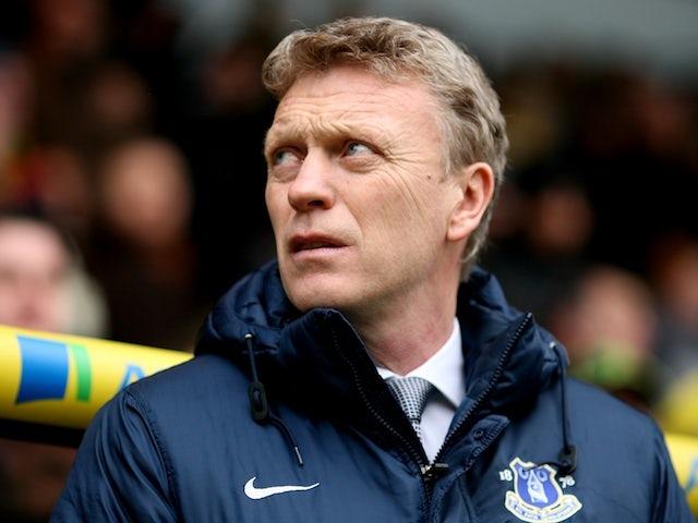 Moyes: 'I won't jeopardise Everton'
