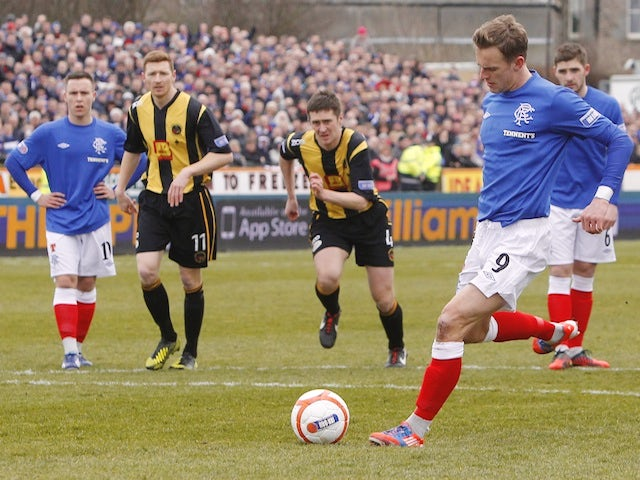 Result: Rangers fight back for win