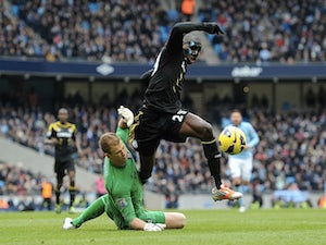 Hart: 'I had to save Lampard penalty'