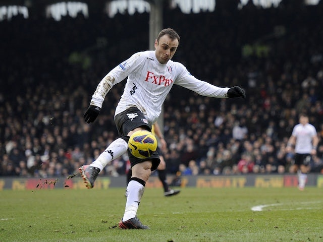 Result: Berbatov fires Fulham to win