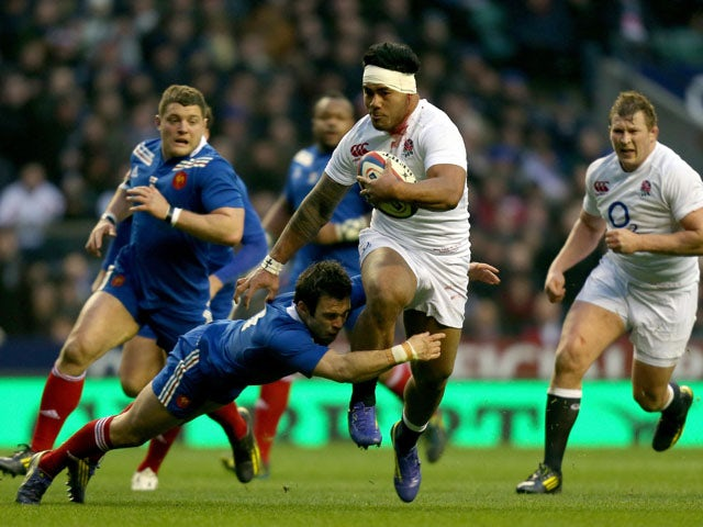 Result: England keep Grand Slam hopes alive