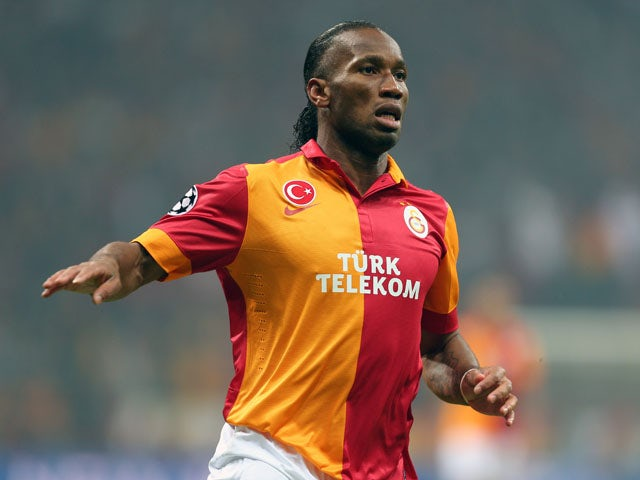 Result: Drogba double sinks Arsenal