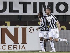 Pescara denied comeback point