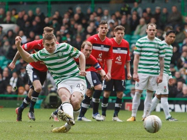 Result: Celtic smash 10-man Dundee