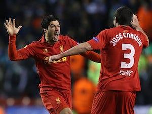 Enrique: 'Suarez is Liverpool's Messi'