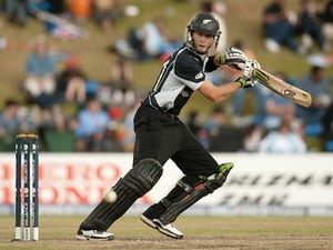 Guptill out of England Test
