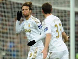 Michu proud of first medal