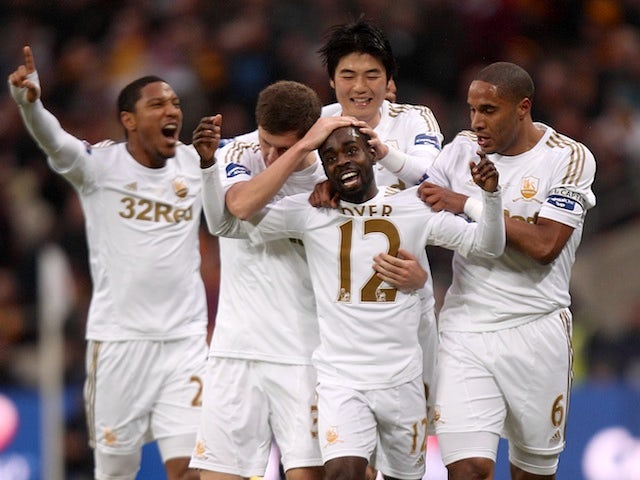Result: Swansea win Capital One Cup