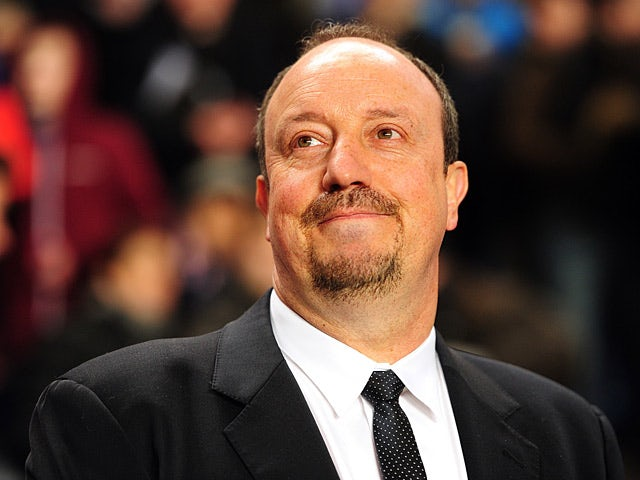 Benitez: 'Napoli remind me of Liverpool'