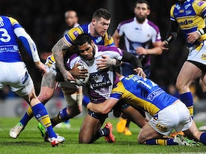 Rhinos chief wants world challenge expansion