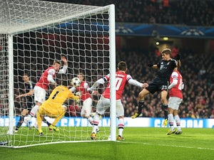 Live Commentary: Arsenal 1-3 Bayern Munich - as it happened