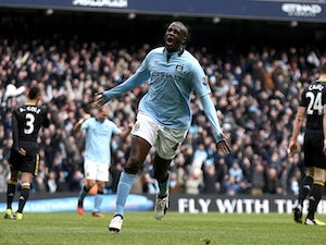 Toure blow for City