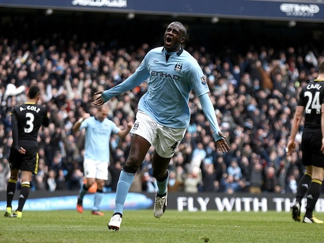 Toure excited by new signings