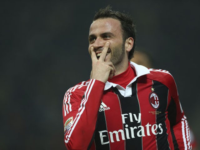 Result: Pazzini double helps Milan come from behind twice
