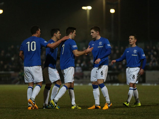 Result: Rangers fight back for win