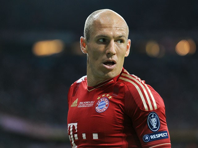 Robben rejects City link