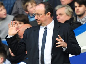 Benitez impressed by United attack