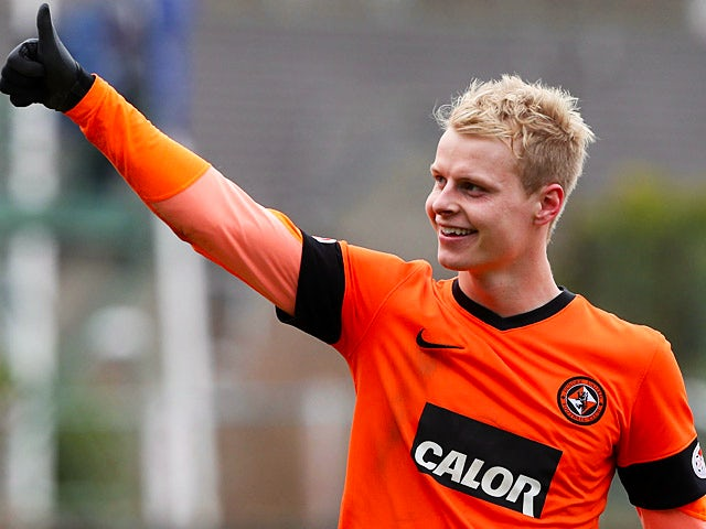 Result: United beat Dundee in cup